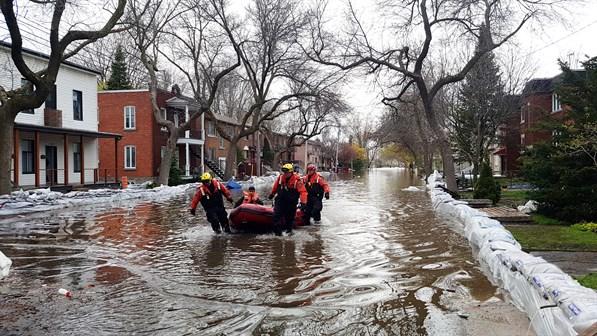 2017 Quebec Floods Montreal 34416133911