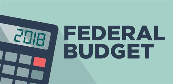 2018_federal _budget