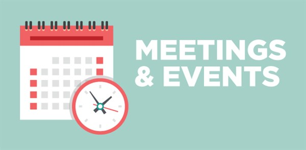 Meetings _events