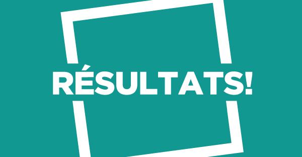 Results Header F