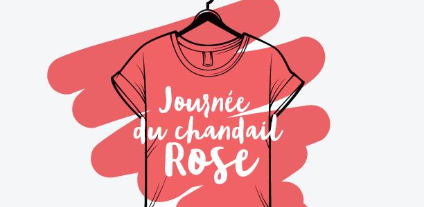 Image result for journée du chandail rose 2020